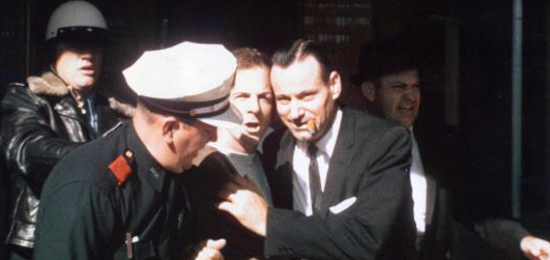 Arrestation de Lee Harvey Oswald
